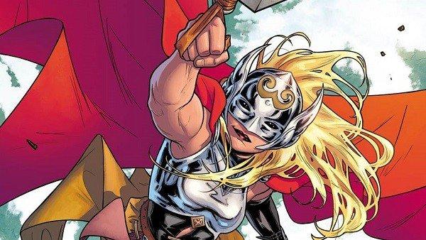 Marvel: Mighty Thor adquiere un nuevo poder en Doctor Strange