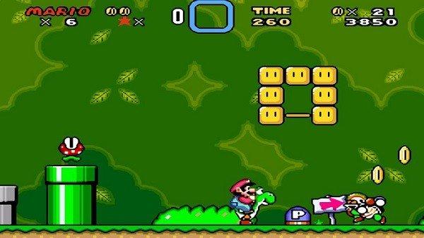 Super Mario World: Descubren una vida escondida 25 años después