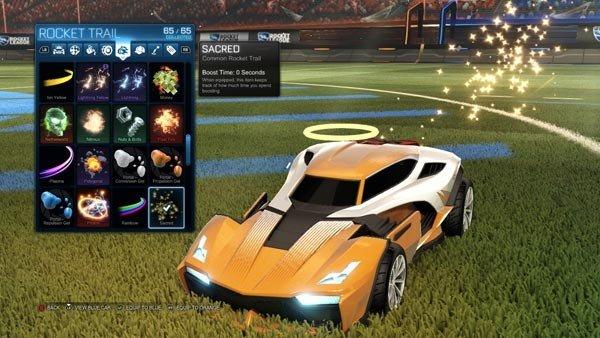 Overwatch se fusiona con los coches de Rocket League