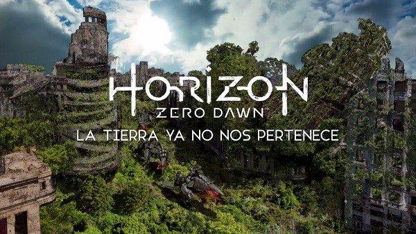 Horizon: Zero Dawn imagina cómo sería Madrid y otras capitales europeas