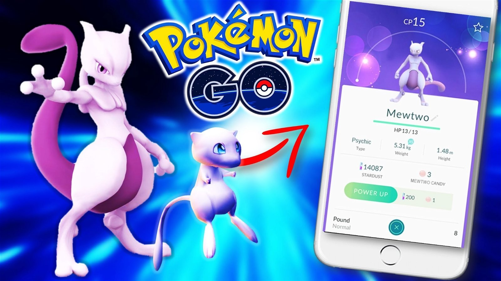 Pokémon GO recibirá a los legendarios en 2017