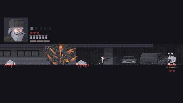 DED, el juego de acción protagonizado por un veterano de guerra gratis en Steam