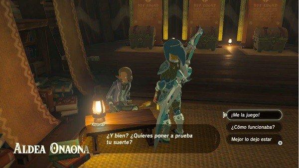 The Legend of Zelda: Breath of the Wild, cómo conseguir rupias rápidamente