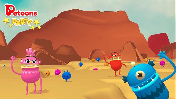Made in Spain: Petoons Party saldrá a finales de año para PlayStation 4