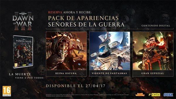 Dawn of War 3: fecha de lanzamiento, tráiler y ediciones especiales