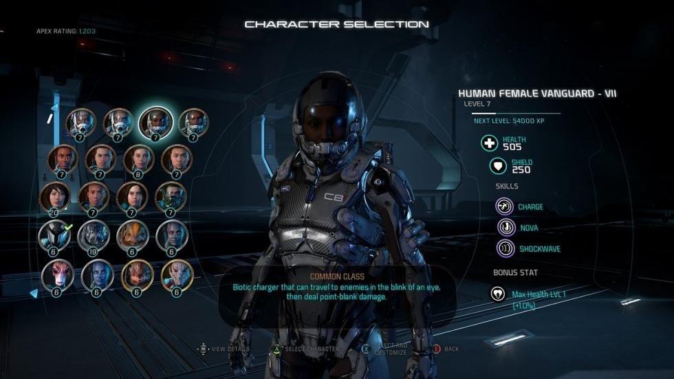 Mass Effect: Andromeda presenta un vídeo de su modo multijugador