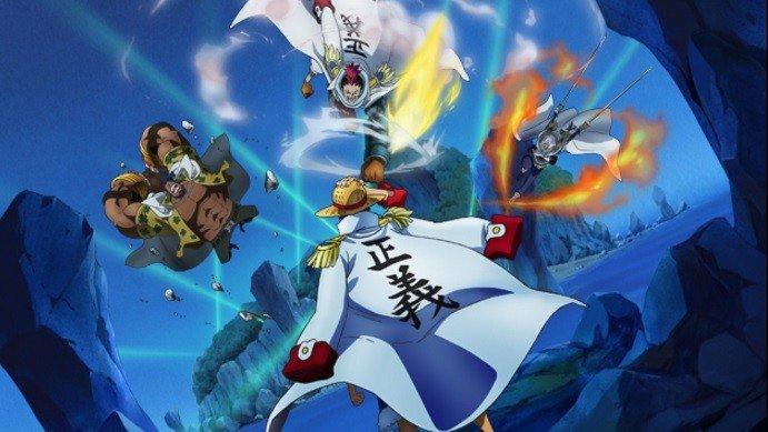 One Piece presenta su nuevo arco argumental