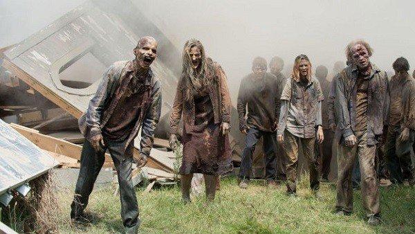 The Walking Dead: Situaciones que carecen de toda lógica