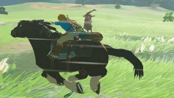 The Legend of Zelda: Breath of the Wild. Cómo evitar el bug que bloquea tu partida