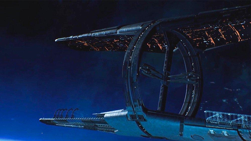 Mass Effect: Andromeda presenta la Nexus en su nuevo vídeo