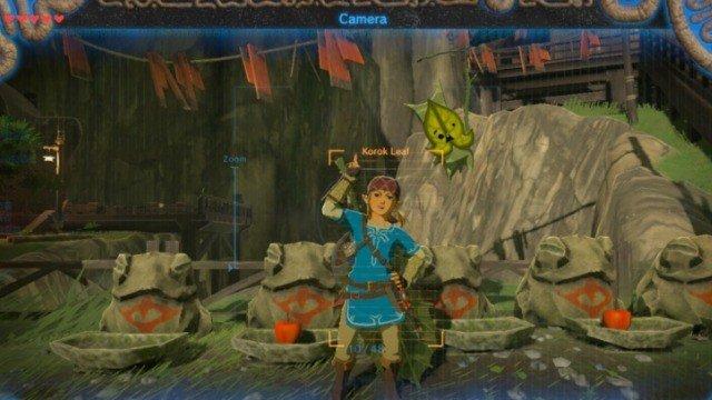 The Legend of Zelda: Breath of the Wild te hace buscar sus coleccionables a conciencia