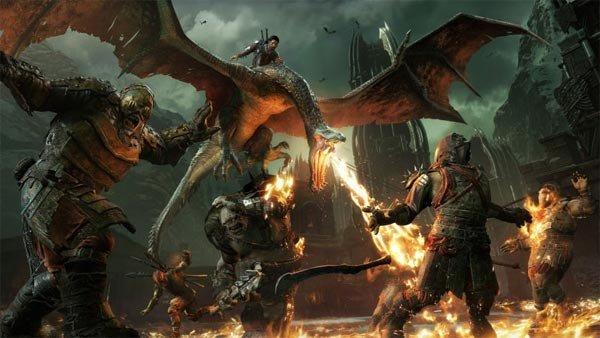 La Tierra-Media: Sombras de Guerra presenta su primer gameplay oficial