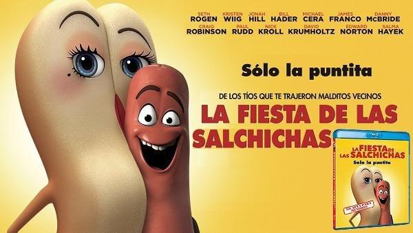 La Fiesta de las Salchichas: Análisis de la edición en Blu-ray