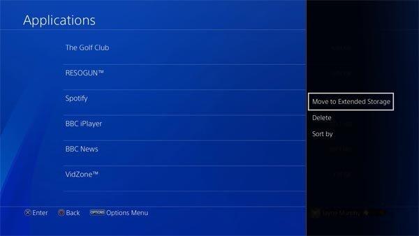 PlayStation 4 recibirá mañana soporte para dsicos duros externos así como otras mejoras