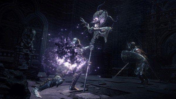 Dark Souls 3 ofrecerá una actualización para PlayStation 4 Pro