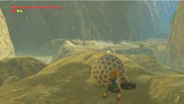 The Legend of Zelda: Breath of the Wild tiene un curioso minijuego