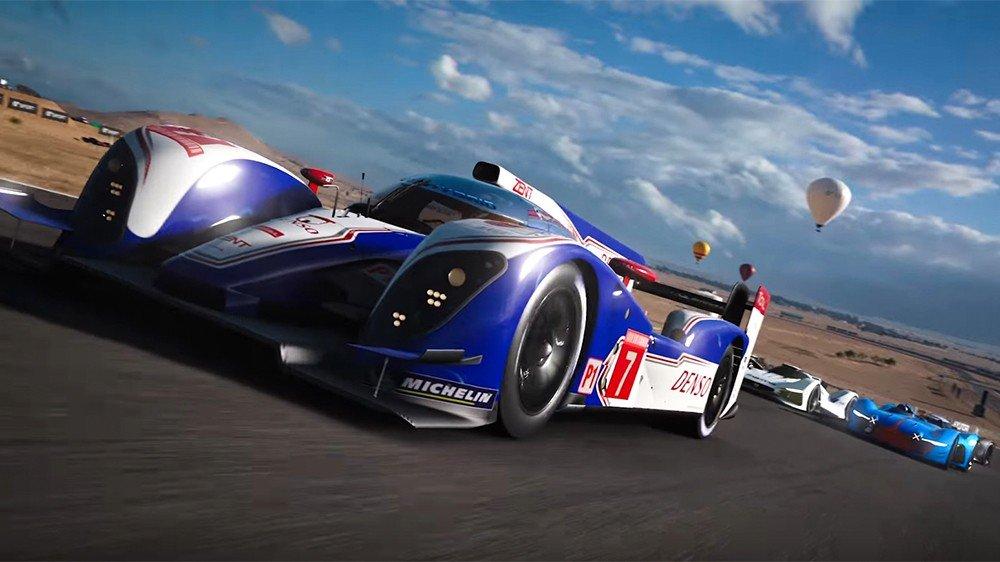 Gran Turismo Sport luce bastante bien en su beta cerrada