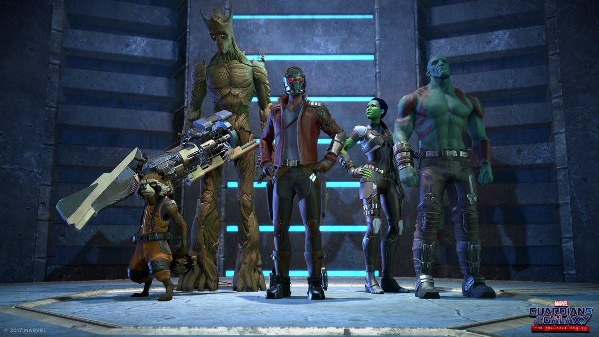 Guardianes de la Galaxia: The Telltale Series: Todos los logros y trofeos del juego