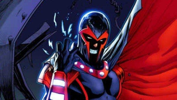 Marvel crea polémica con una portada alternativa de Magneto
