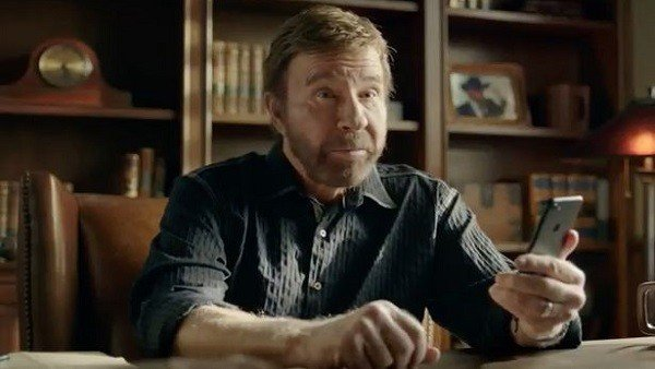 Chuck Norris protagonizará su propio videojuego para móviles
