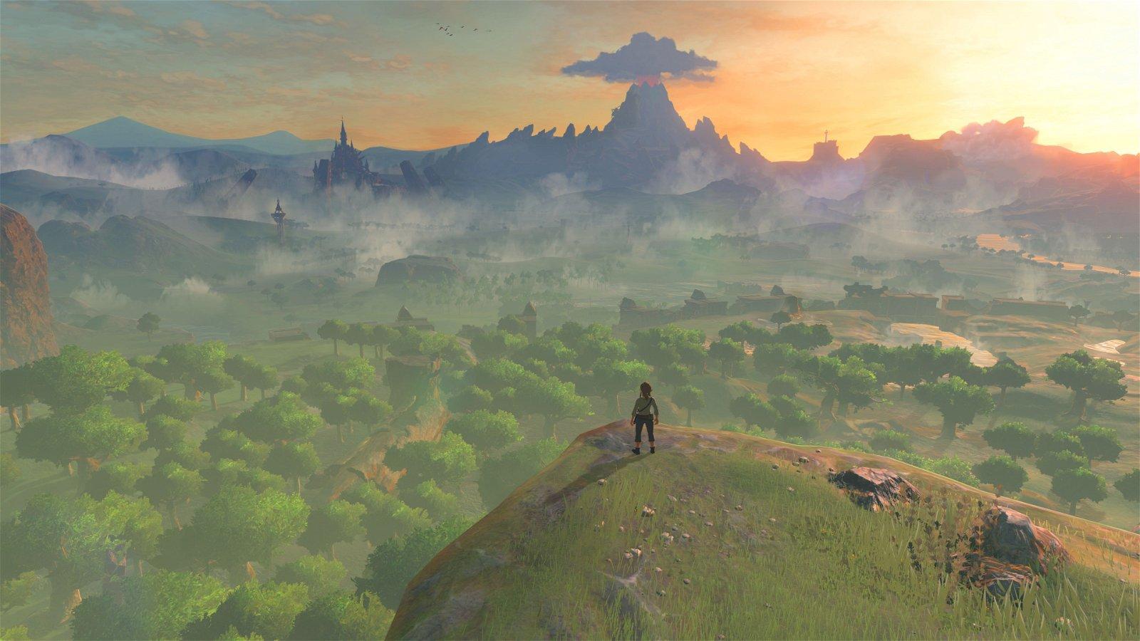 The Legend of Zelda: Un jugador publica un libro con sus fotografías de Breath of the Wild