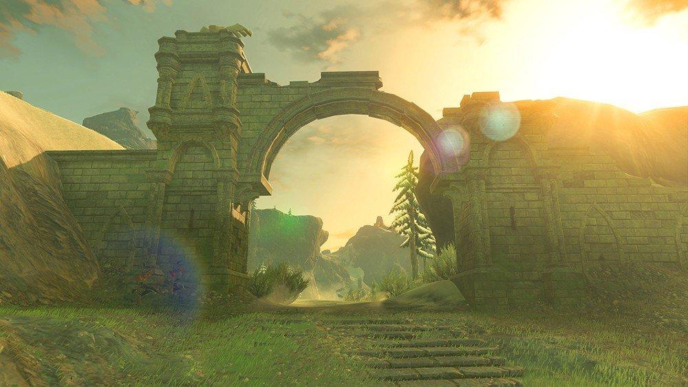 Zelda: Breath of the Wild esconde unos llamativos easter eggs