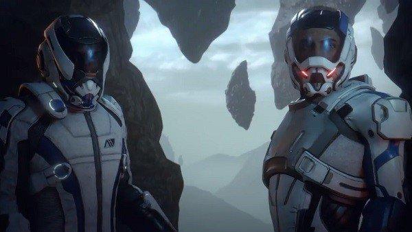 Mass Effect: Andromeda: Estas son las animaciones que se han convertido en mofa