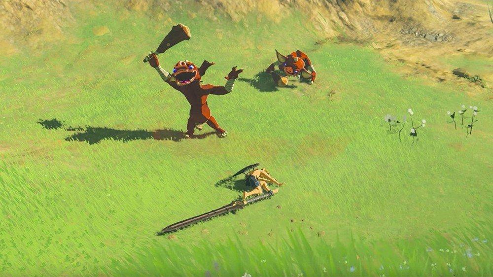 The Legend of Zelda: Los peligros más absurdos de Breath of the Wild