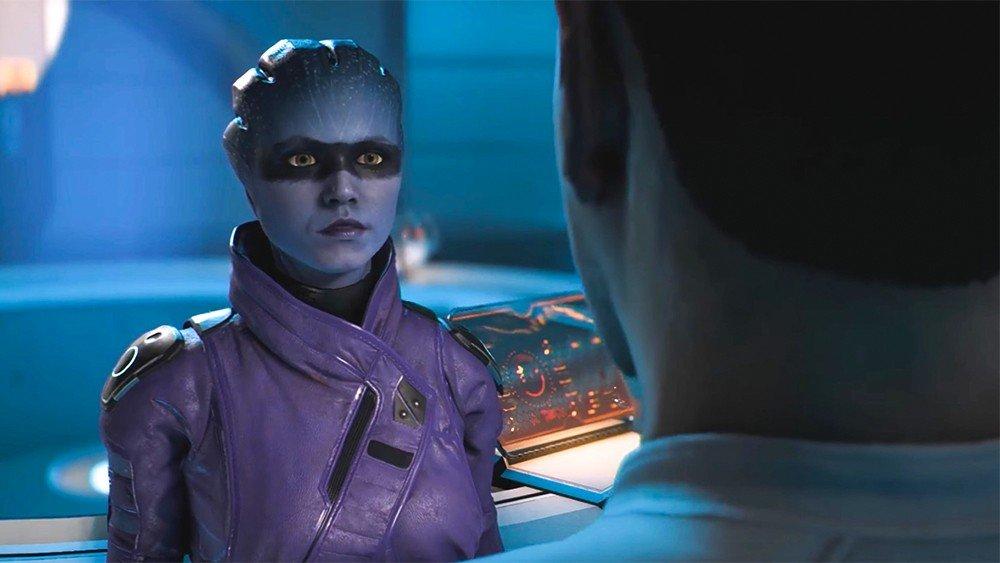 Mass Effect: Andromeda tendrá el doble de personajes que Mass Effect 3