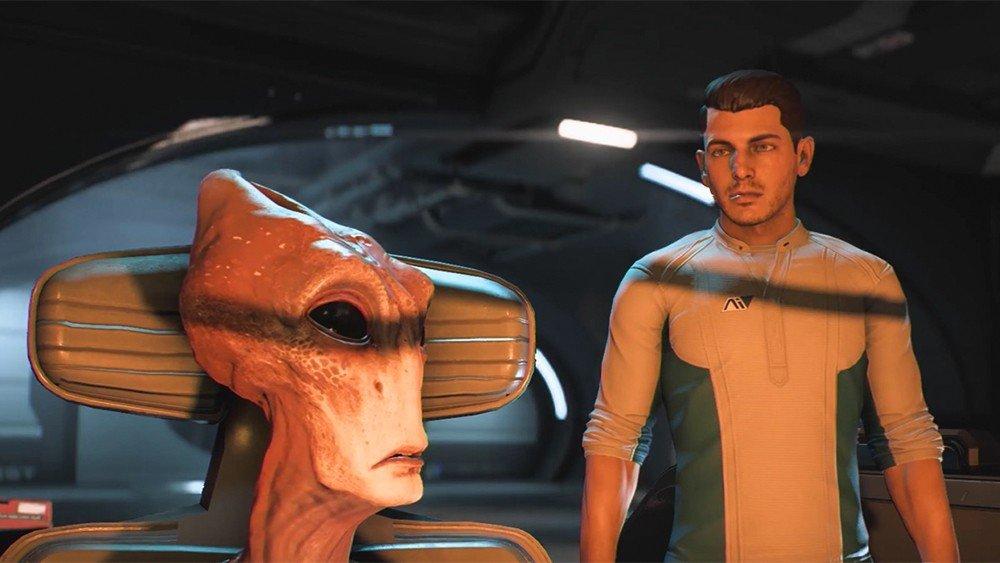 Mass Effect: Andromeda cuenta con un brillante guiño sobre su temática