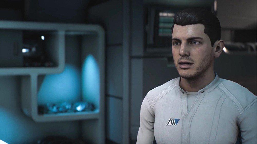 Mass Effect: Andromeda despierta las burlas de los usuarios por su animaciones
