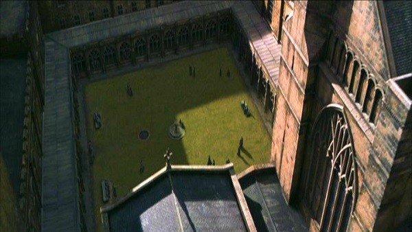 Los Vengadores: Infinity War rodará en uno de los escenarios de Hogwarts