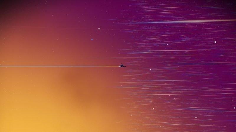 No Man's Sky ya crea arte con su nuevo modo foto
