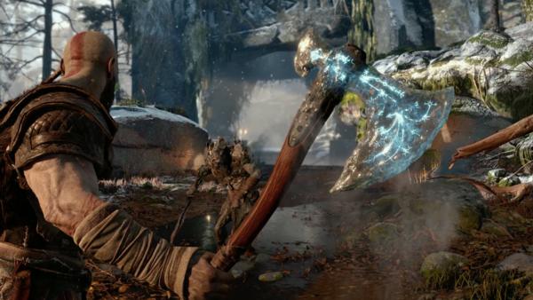 God of War: Forjan el hacha de Kratos del nuevo juego