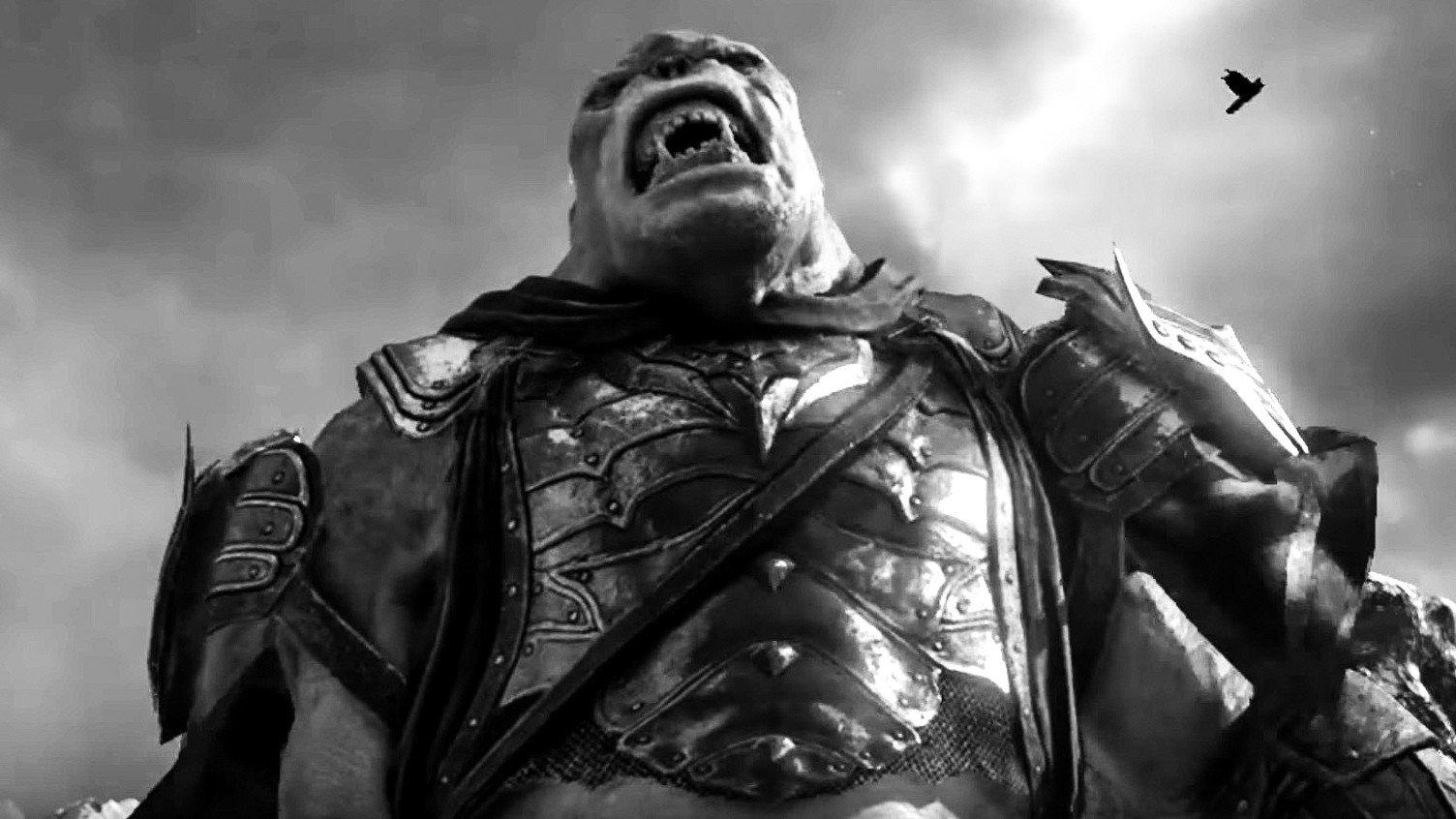 Sombras de Guerra brinda un homenaje a un personaje fallecido en su primer gameplay