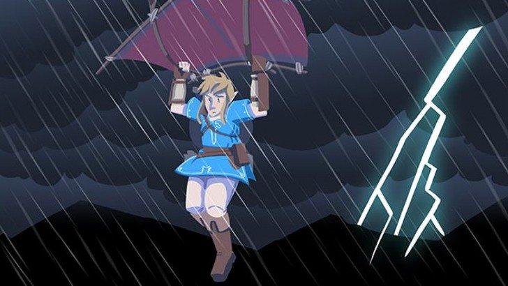 La razón por la que The Legend of Zelda: Breath of the Wild es tan mágico