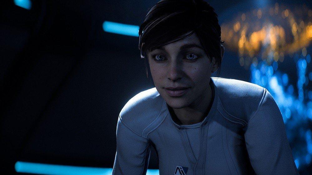 Mass Effect: Andromeda no corregirá sus animaciones para el día de su lanzamiento