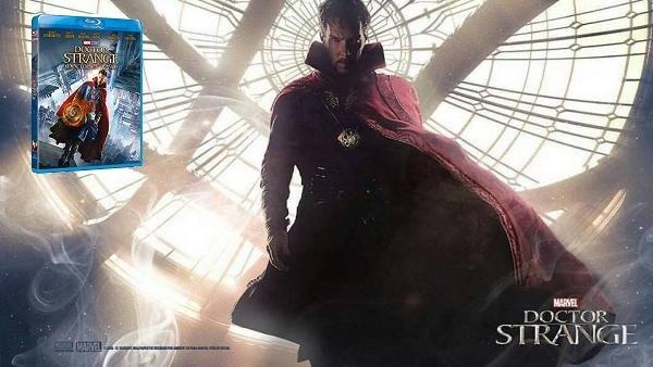 Doctor Strange: Análisis de la edición en Blu-Ray