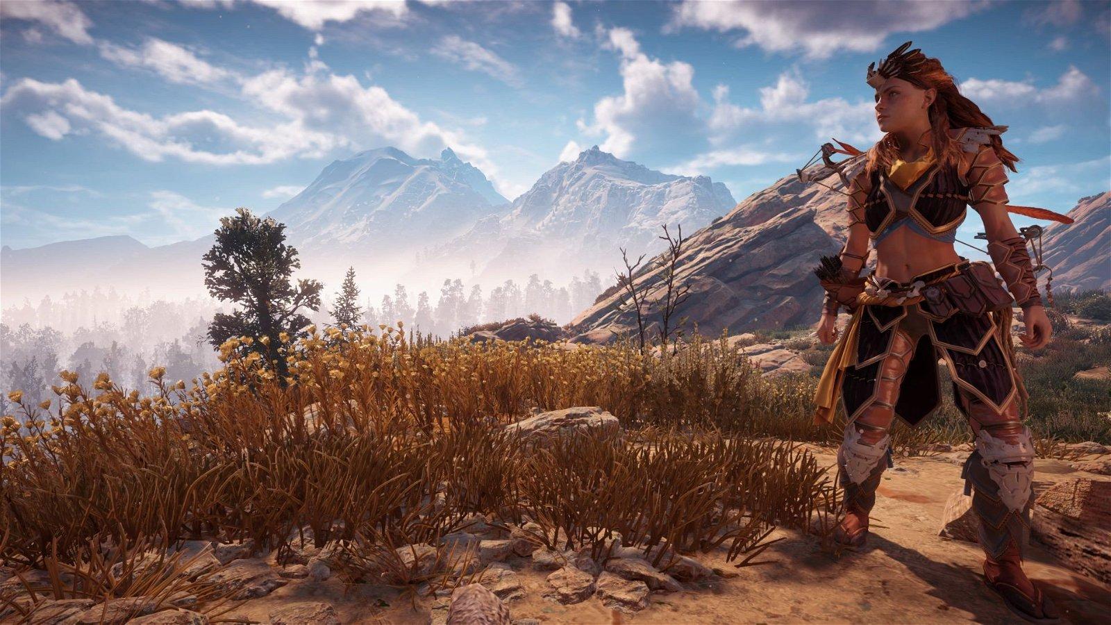 Guerrilla Games anuncia una expansión para Horizon: Zero Dawn