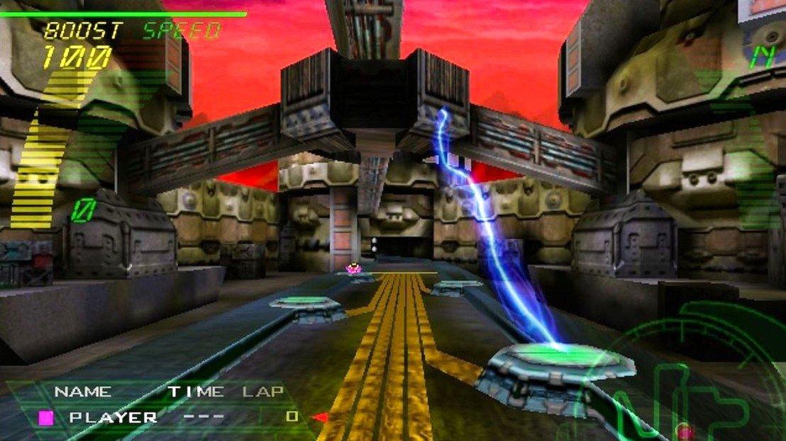 Un videojuego de carreras para Dreamcast sale a la luz tras 18 años