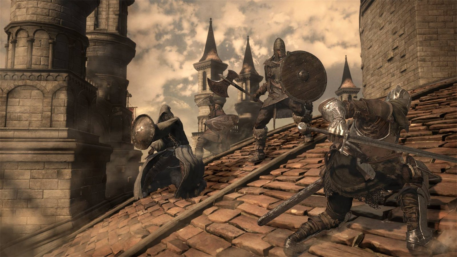 Dark Souls 3 recibirá dos nuevas arenas este mismo mes