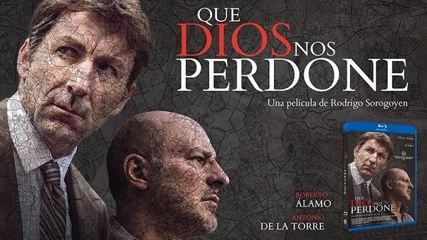Que Dios nos Perdone: Análisis de la edición en Blu-ray