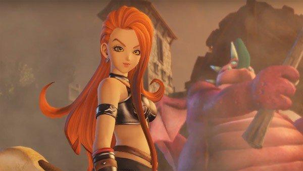 Dragon Quest Heroes II presenta un vídeo centrado en Desdemona y Cesar