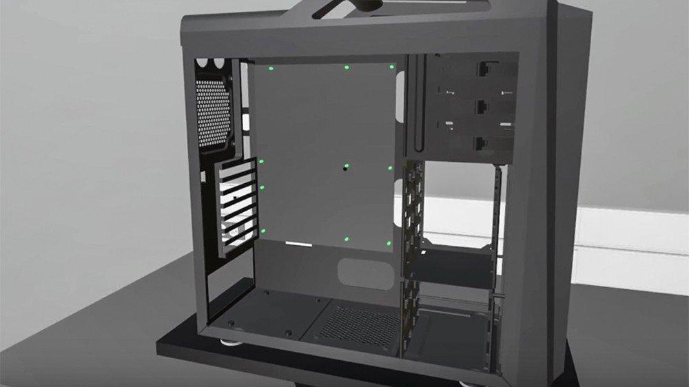 PC Building Simulator, el videojuego que te invita a montar un ordenador