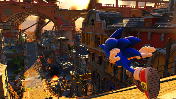 SEGA muestra su interés por llevar a Sonic a la realidad virtual