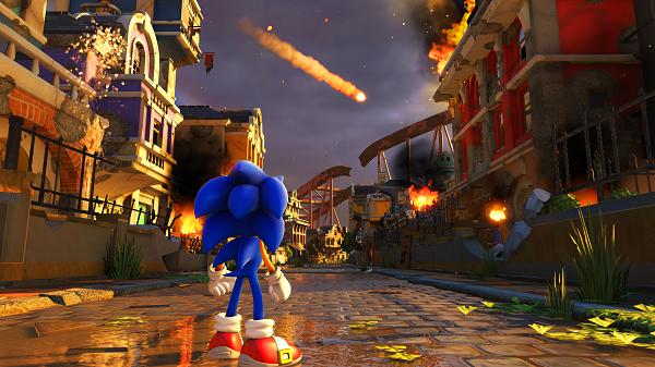 Sonic Forces lanza su primer tráiler oficial