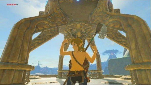 The Legend of Zelda: Breath of the Wild tiene estos 10 detalles curiosos que quizás no te has dado cuenta