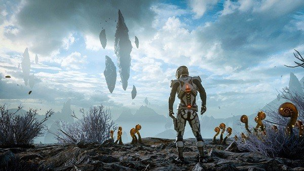 Mass Effect: Andromeda recibe un nuevo parche para corregir errores