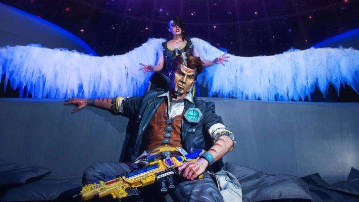 Borderlands 2: Jack el Guapo llega al mundo real junto a su hija Angel