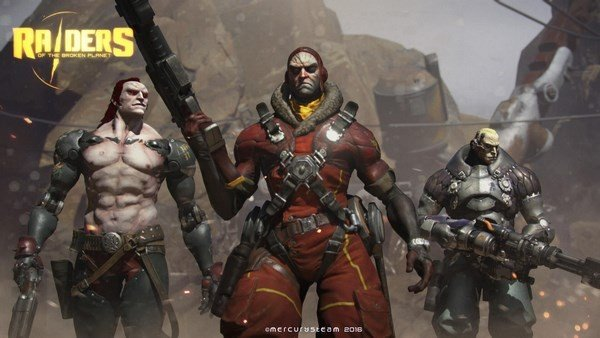 Made in Spain: Raiders of the Broken Planet presenta un nuevo diario de desarrollo